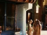 cheminée bois & pierre: design et réalisation